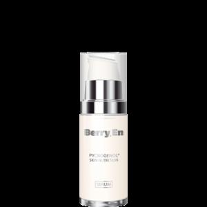Viser en 30 ml anti aging serum fra Berry.En. Genopbygger din ansigtshud indefra, minimerer de fine linjer, rynker og slap hud.